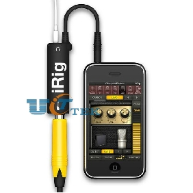 New Replacement Amplitube iRig Adapter for Guitar iPod iPad iPhone