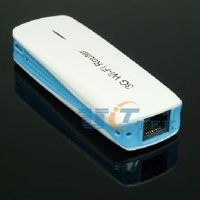 3 in 1 Multi-function 3G Wireless Router + Mobile power supply + MINI Wireless Router 3G WIFI AP