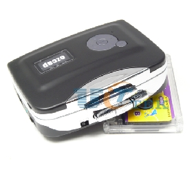 USB Cassette to MP3 Converter Player into USB Flash Memory Directly Without PC