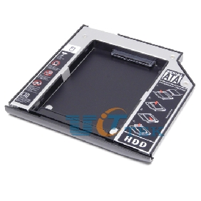 2nd Hard Drive HDD Caddy For HP Compaq EliteBook 2530P 2540P SATA to SATA Perfact