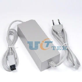 Replacement Wall AC Power Adapter for Nintendo Wii Supply Cord Cable EU