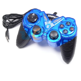 Wired USB 2.0 Vibration PC USB Game Controller Pad Gamepad Joypad Joystick