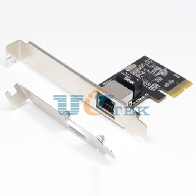 Gigabit Ethernet LAN PCI Express PCI-e RJ45 Network Controller Card 10/100/1000 with Low Profile Bracket