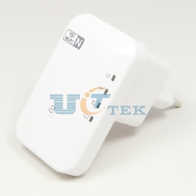 MINI Wireless N Wifi Repeater AP 802.11N Router Range Expander 300M with WPS