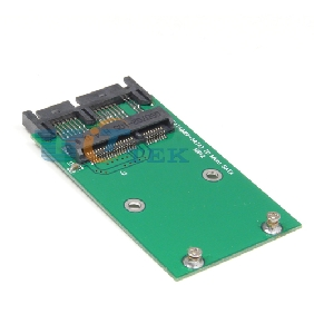 "mSATA 3x5cm SSD to 1.8"" Micro SATA Converter Adapter Card"