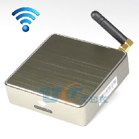 WiFi Wireless Audio Music Streaming Receiver support Airplay DLNA