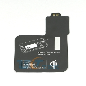 Qi Wireless Charger Accept Power Receiver for Samsung Galaxy S4 i9500