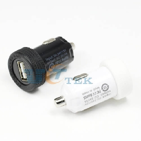 USB Car Charger For Phones PSP Ipod Cameras Iphone 5V 1A
