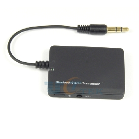 3.5mm Wireless Bluetooth A2DP Stereo Music HiFi Audio Dongle Adapter Transmitter