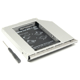 2nd HDD Caddy SSD SATA hard drive Caddy for HP EliteBook 8460P 8460W 8470P 8470W Perfect