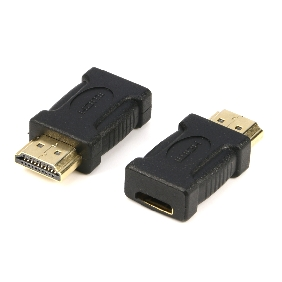 Mini HDMI Female To HDMI Male Adapter Converter for HDTV Cable Connector