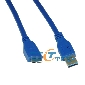 5 Feet USB 3.0 A male to Micro B male cable High Speed 5Gbps Blue
