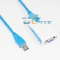USB3.0 to VGA Video Graphic Card Multi-Display Cable Adapter 2048x1152 Win7 64bit