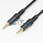 4ft 3.5mm Male to Male M/M Jack Plug Audio Stereo Aux Cable PC MP3 Adapter