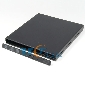 External USB Slim case/enclosure for 9.5 PATA IDE DVD drive