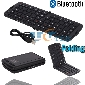 Mini Bluetooth Wireless Portable Keyboard for iPhone 4 iPad 1 2 3 Folding Design Black