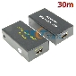 HDMI Extender Extension 30M 100ft 1080P to Cat5e Cat6 RJ45 Cable Network HDTV Adapter