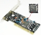 PCI to 4 Port SATA SERIAL ATA Controller RAID 0/1/5 PC Card Adapter