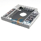 New design 12.7mm Universal SATA To SATA 2nd HDD Hard Disk Drive