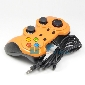 USB 2.0 Vibration Shock Gamepad Game Controller Joystick Game Pad PC Computer