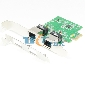 PCI-e Controller Card to Dual 2x Port Gigabit Ethernet Network 2ports RJ45 LAN 1000M