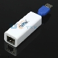 USB 3.0  To Gigabit 1000M Ethernet RJ45 Network Lan Card Adapter Work Windows 8 MAC No Driver