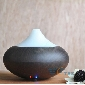 Woodgrain essential Oil Ultrasonic Ion Humidifier Aroma Air Aroma therapy Diffuser