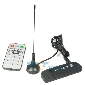USB 2.0 Digital DVB-T TAB FM Radio TV Stick Tuner Recorder Receiver w Remote