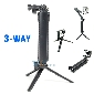3-Way Adjustable Bracket Hand Grip Arm Tripod Action Camera Mount For GoPro Hero 4 3